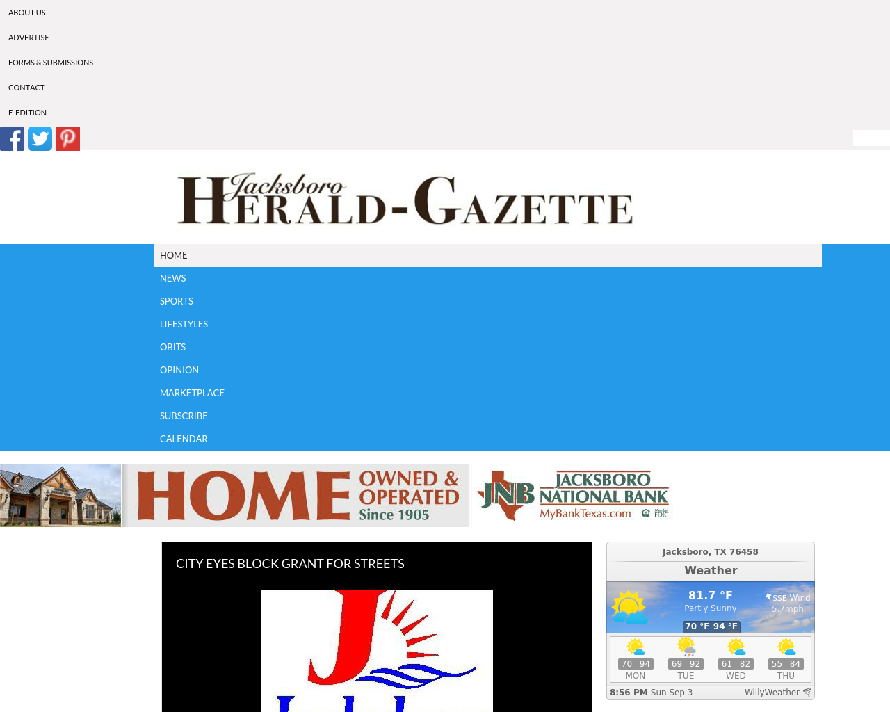 The-Jack-County-Herald-Advertising-Reviews-Pricing