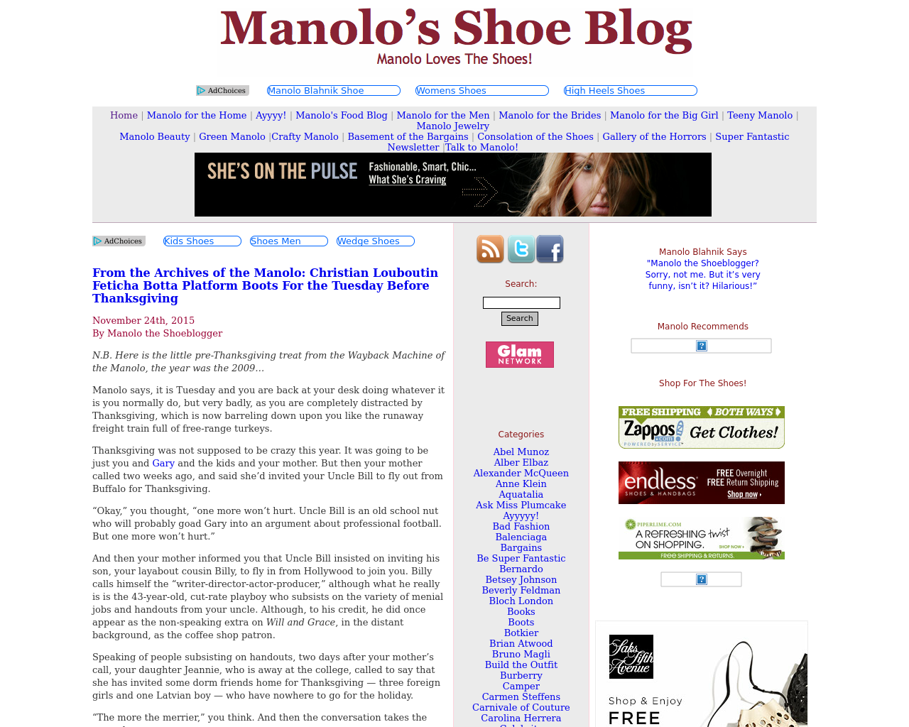 Manolo's-Shoe-Blog-Advertising-Reviews-Pricing