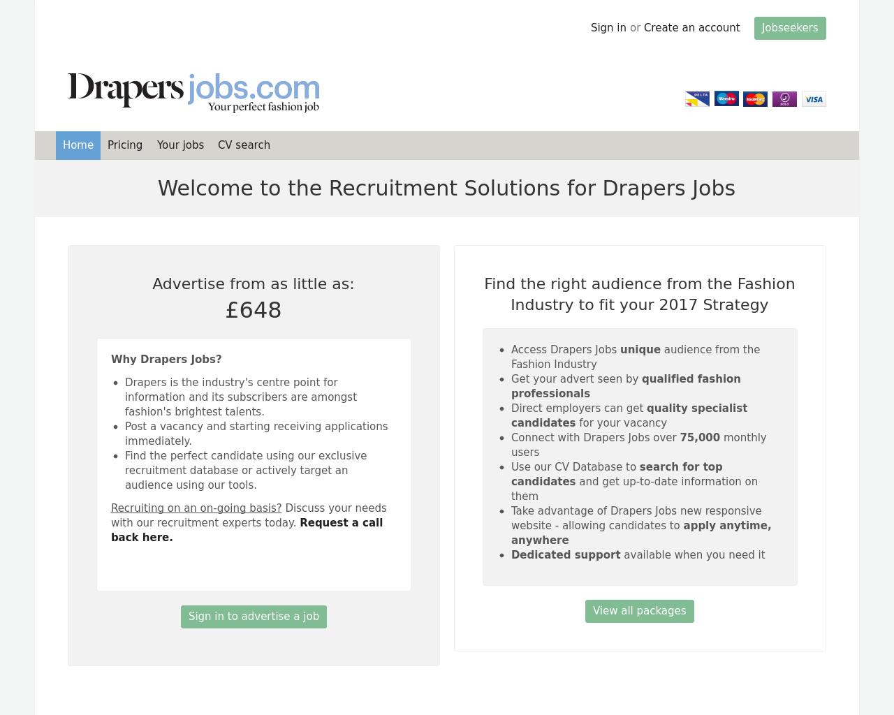 Drapersjobs.com-Advertising-Reviews-Pricing