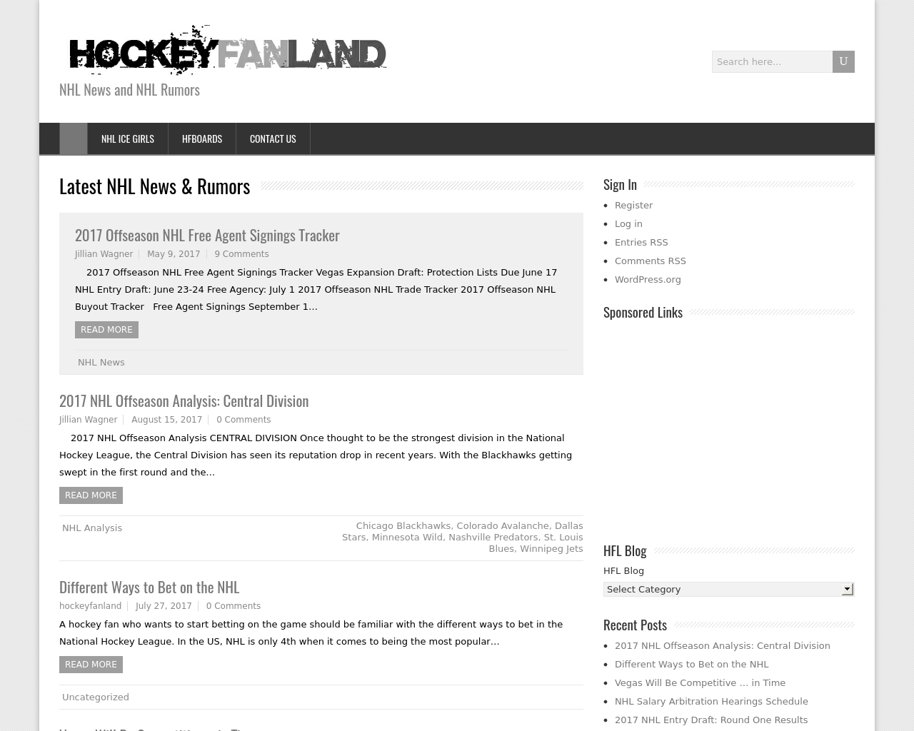 Hockey-FanLand-Advertising-Reviews-Pricing