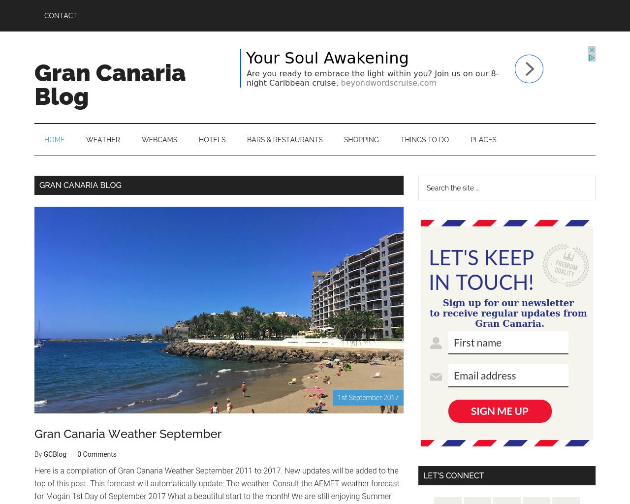 Gran-Canaria-Blog-Advertising-Reviews-Pricing