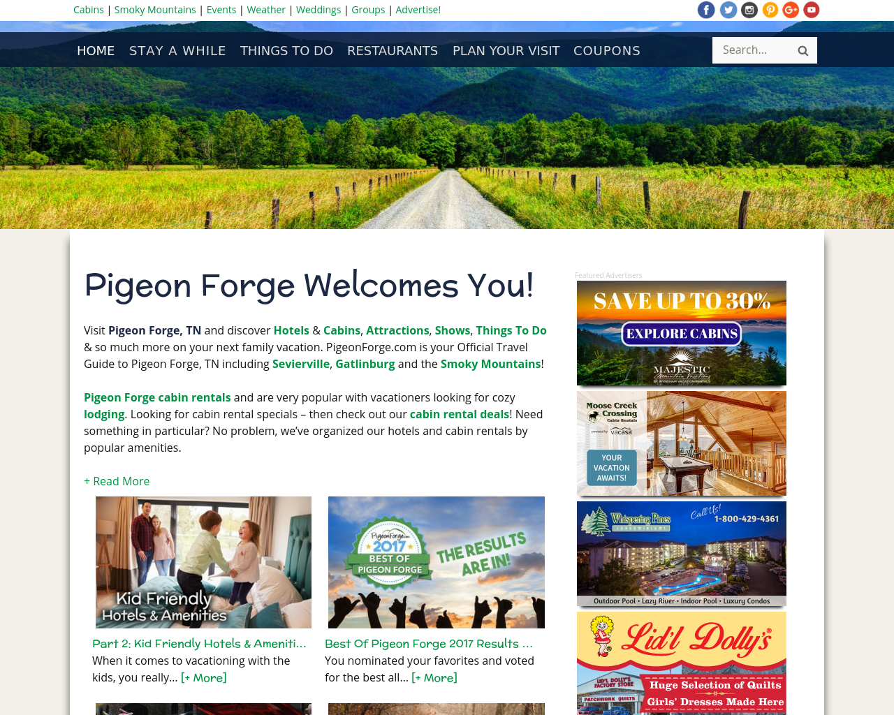 Pigeon-Forge-and-the-Smoky-Mountains-Advertising-Reviews-Pricing