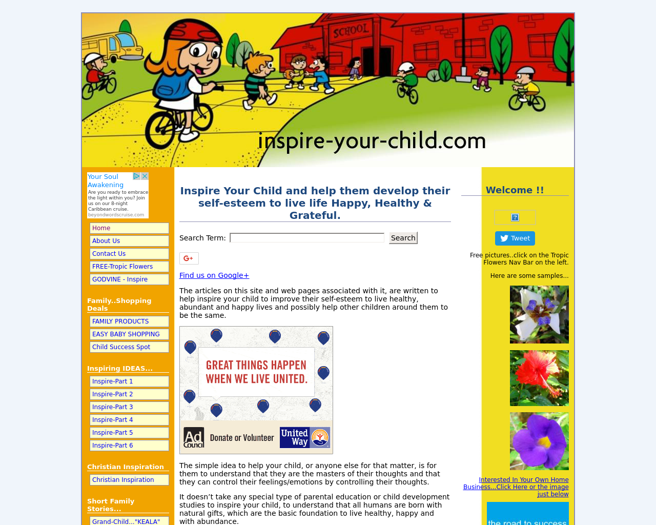 inspire-your-child.com-Advertising-Reviews-Pricing