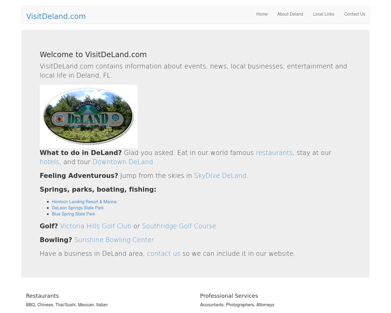DeLand-Advertising-Reviews-Pricing