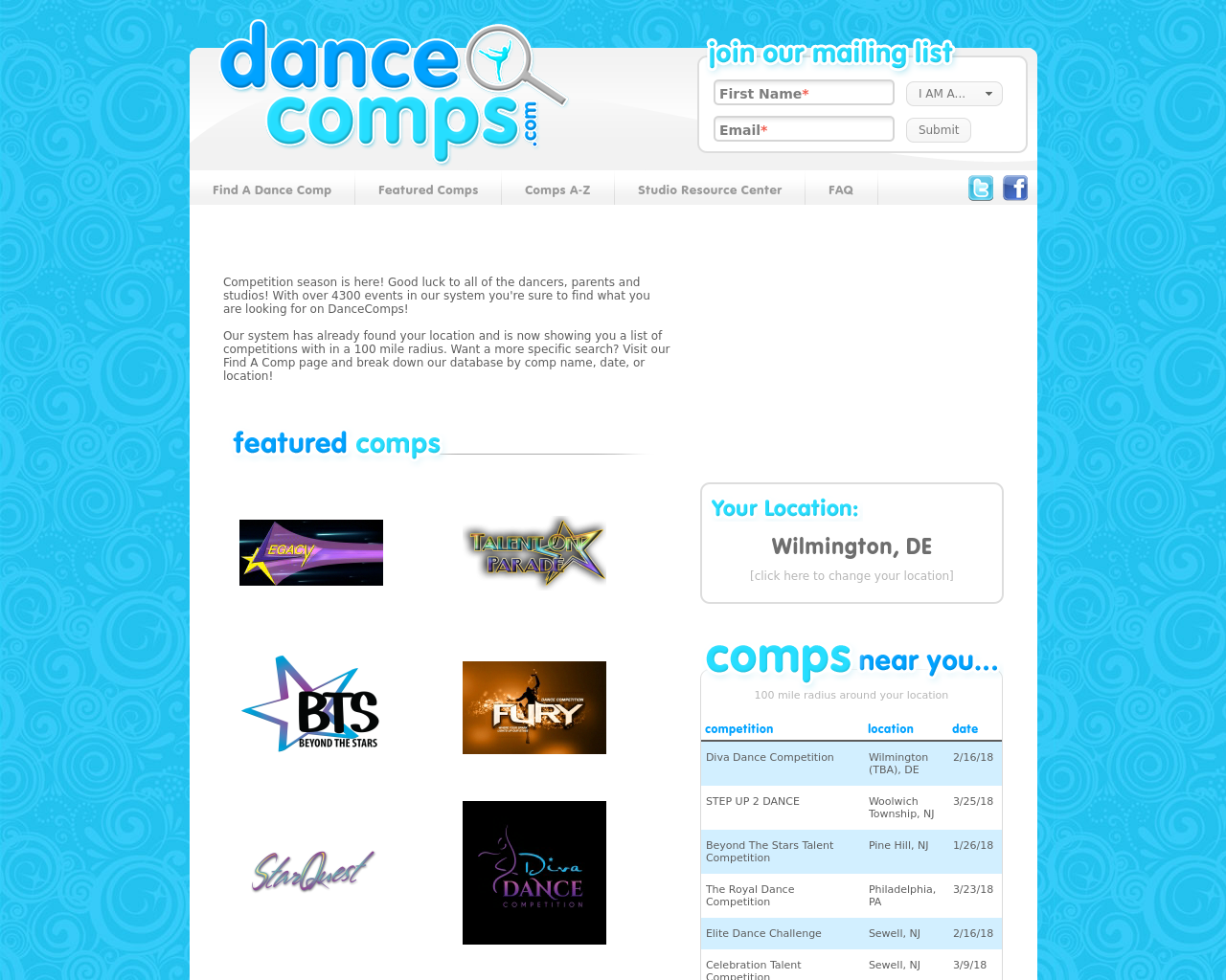 DanceComps-Advertising-Reviews-Pricing