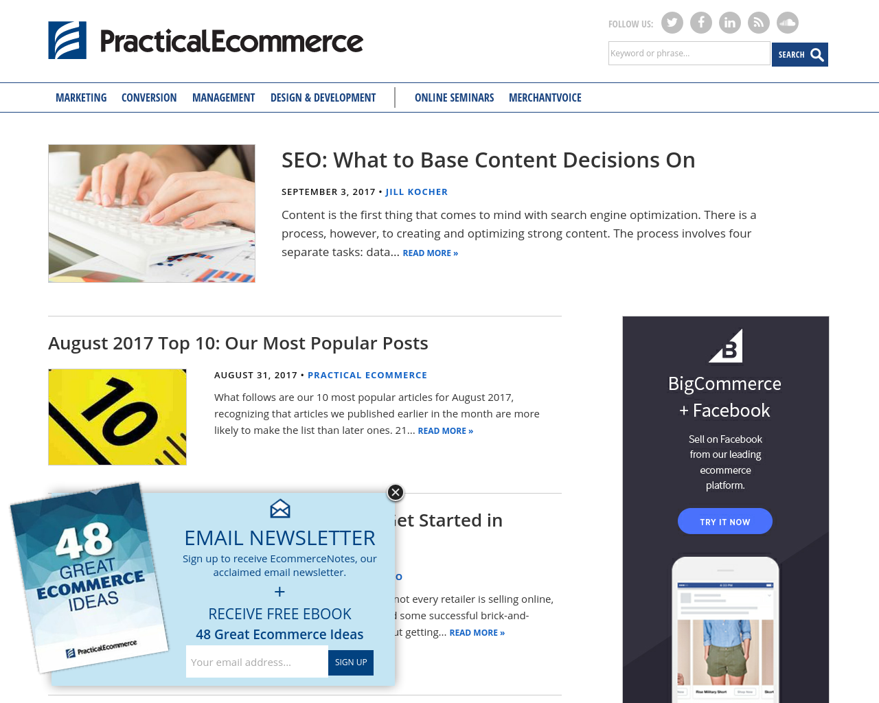 Practical-Ecommerce-Advertising-Reviews-Pricing