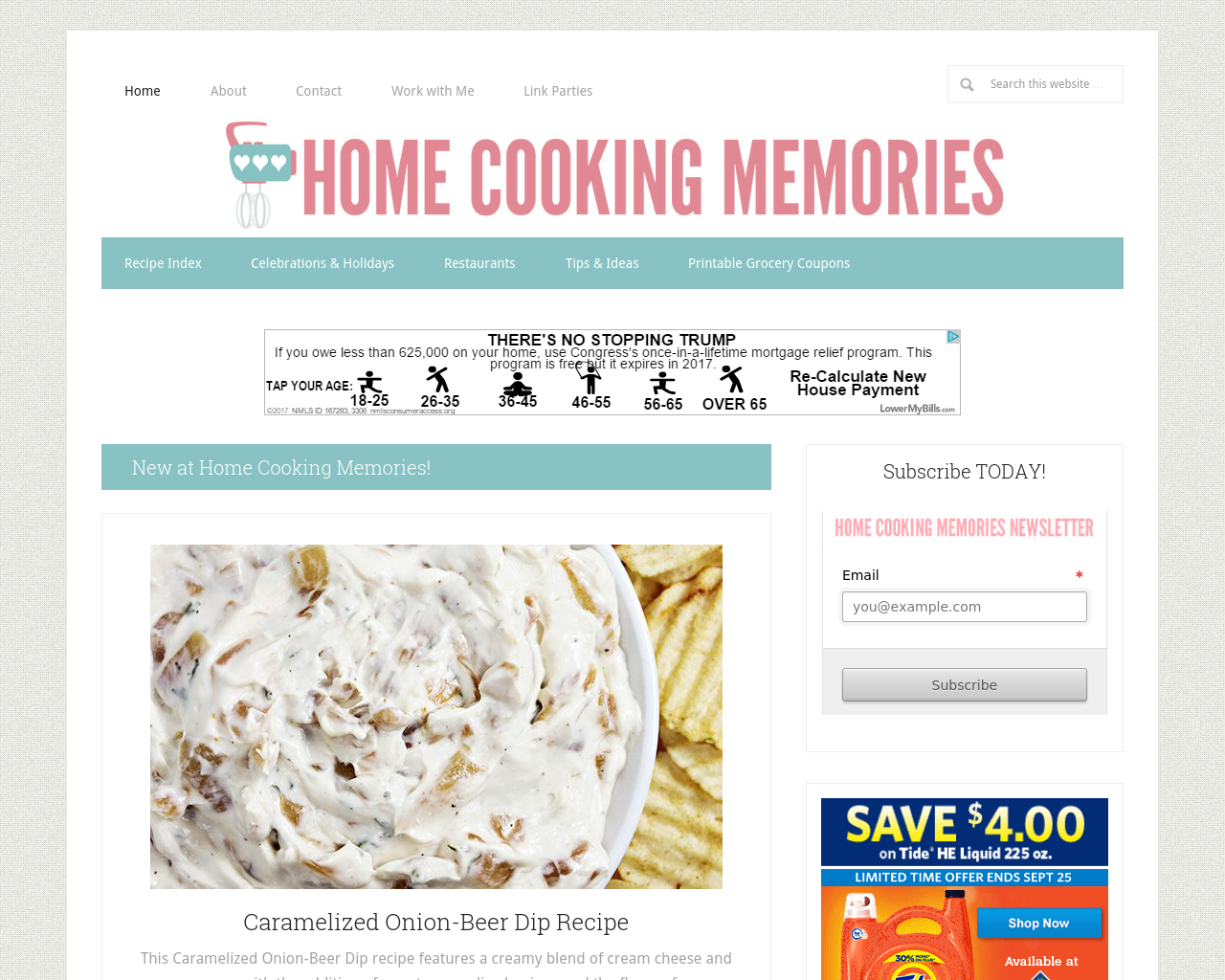 Home-Cooking-Memories-Advertising-Reviews-Pricing