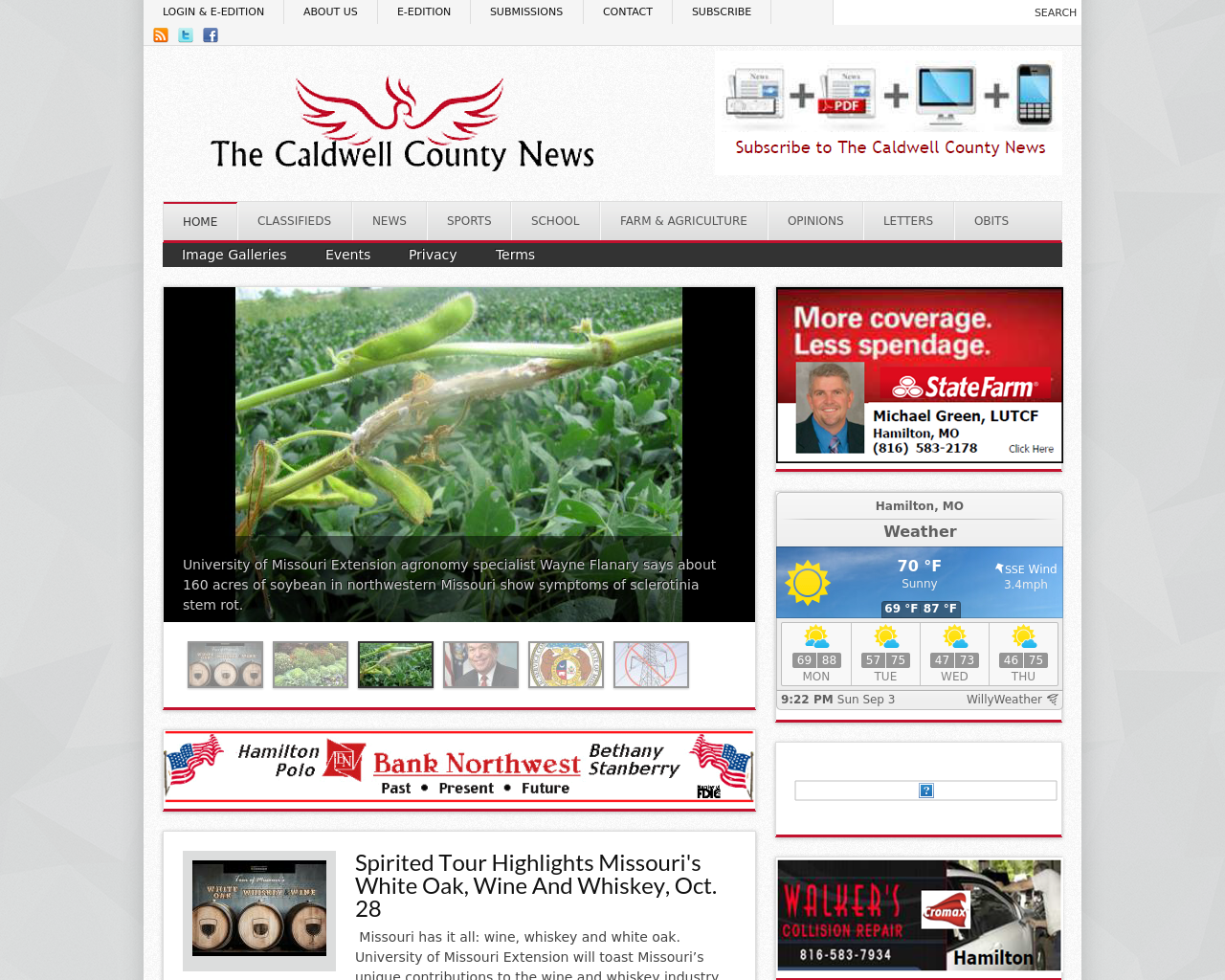 The-Caldwell-County-News-Advertising-Reviews-Pricing