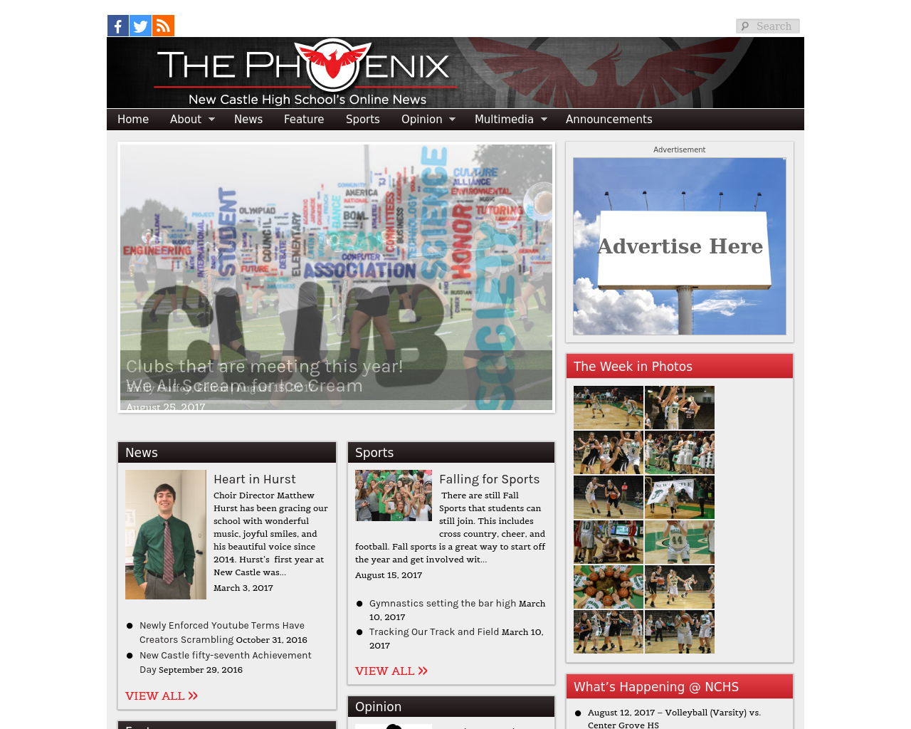 New-Castle-High-School-Phoenix-Advertising-Reviews-Pricing