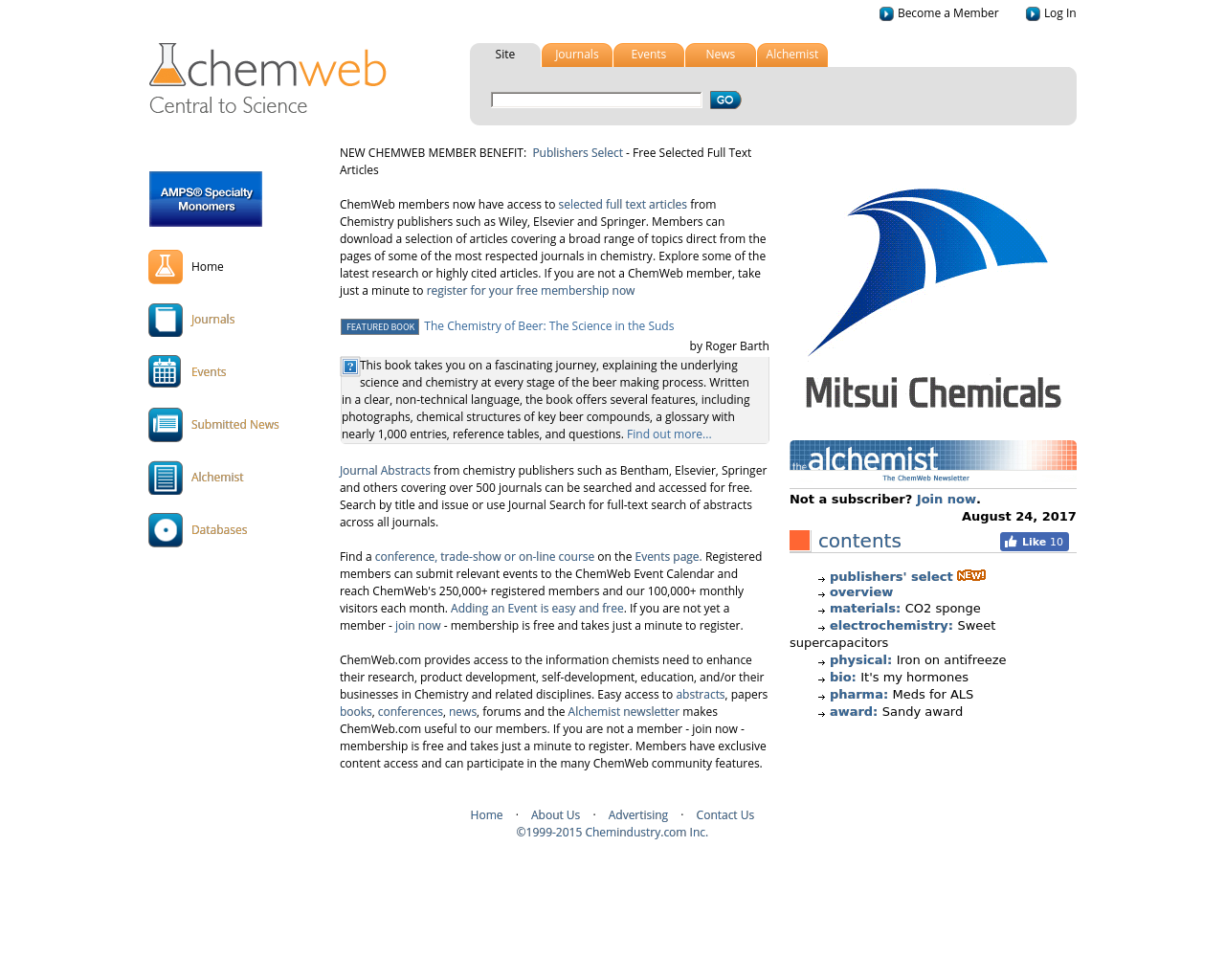 ChemWeb-Advertising-Reviews-Pricing