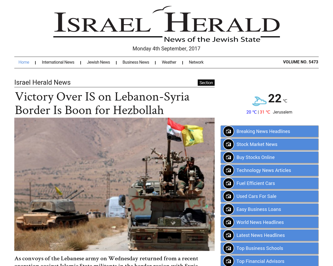 Israel-Herald-Advertising-Reviews-Pricing