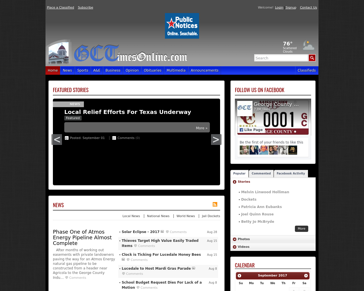 GCTimesOnline.com-Advertising-Reviews-Pricing