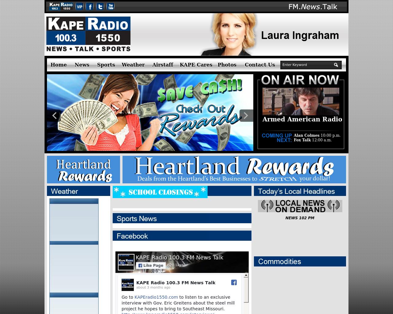 KAPE-Radio-100.3-/-1550-Advertising-Reviews-Pricing