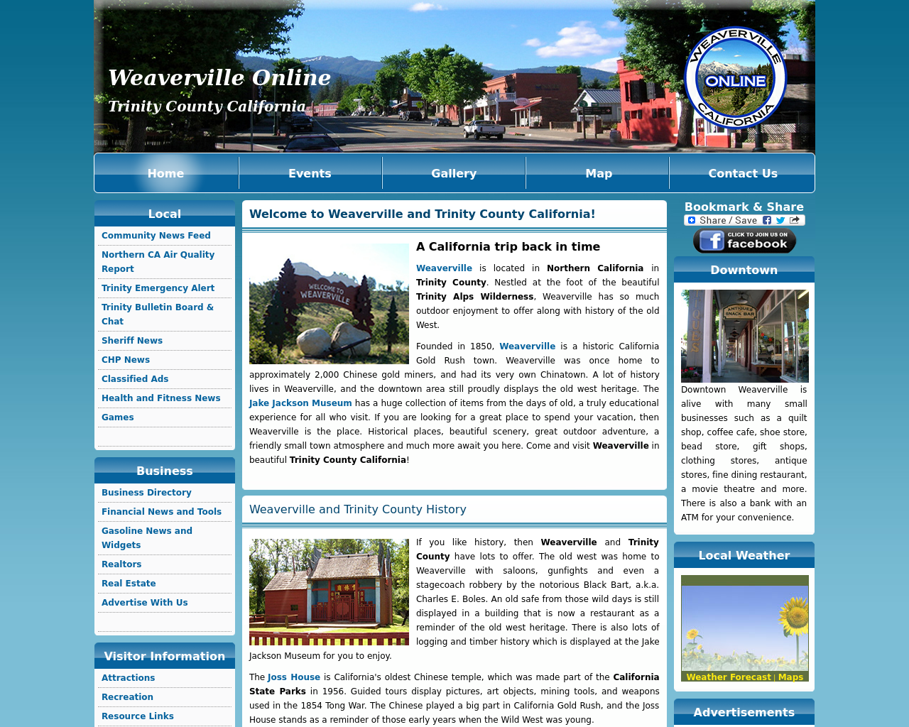 Weaverville-California-Advertising-Reviews-Pricing