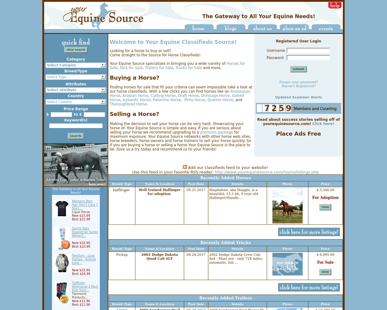 Your-Equine-Source-Advertising-Reviews-Pricing