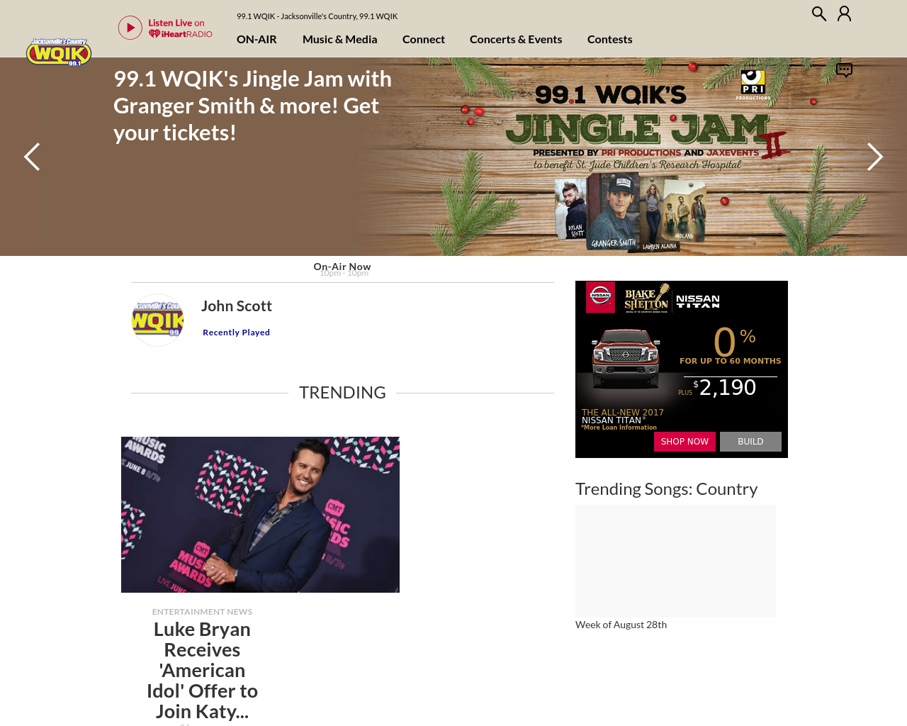 Jacksonville's-Country-99.1WQIK-Advertising-Reviews-Pricing