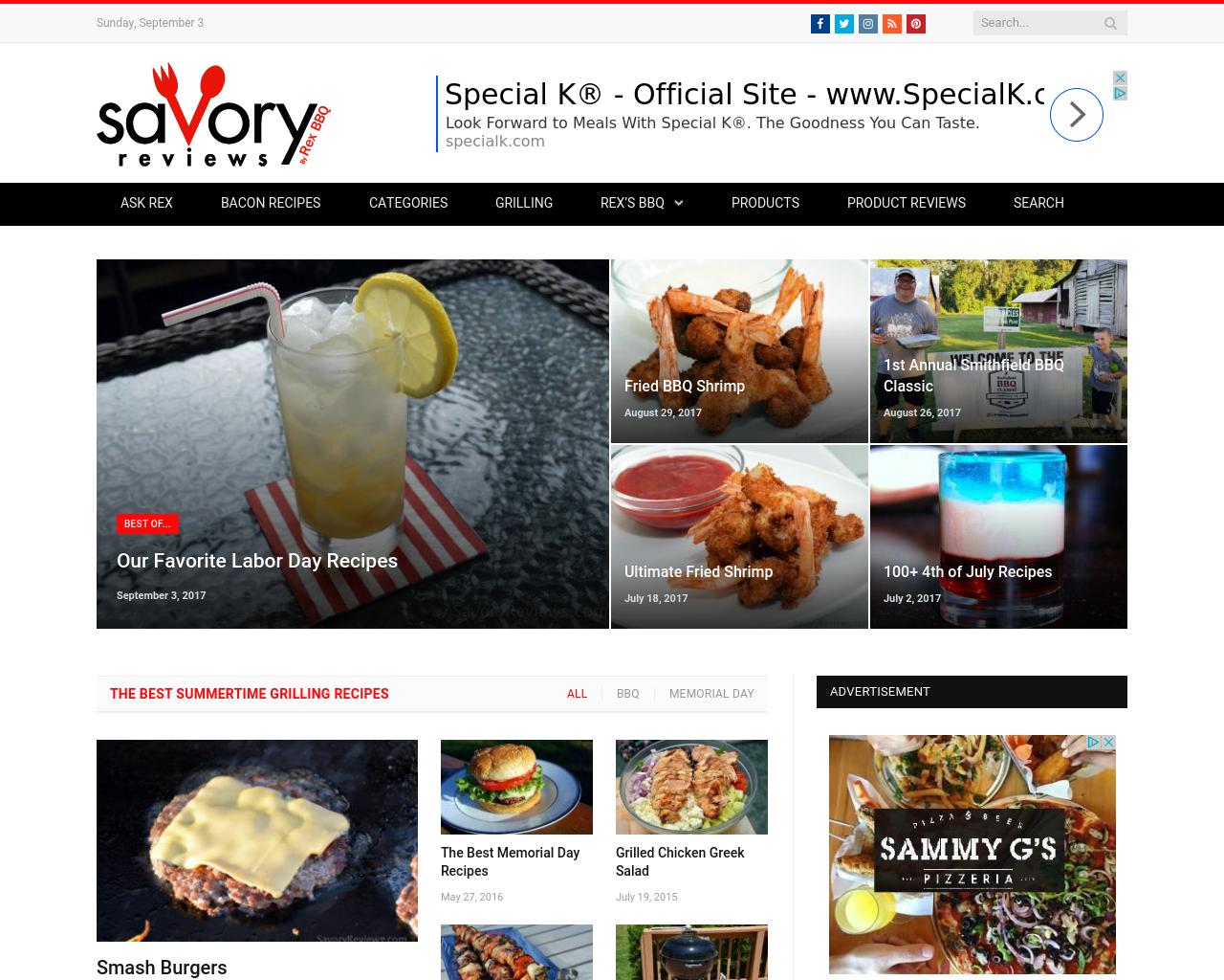 Savory-Reviews-Advertising-Reviews-Pricing