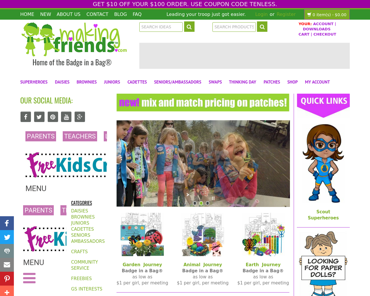 Making-Friends-Advertising-Reviews-Pricing
