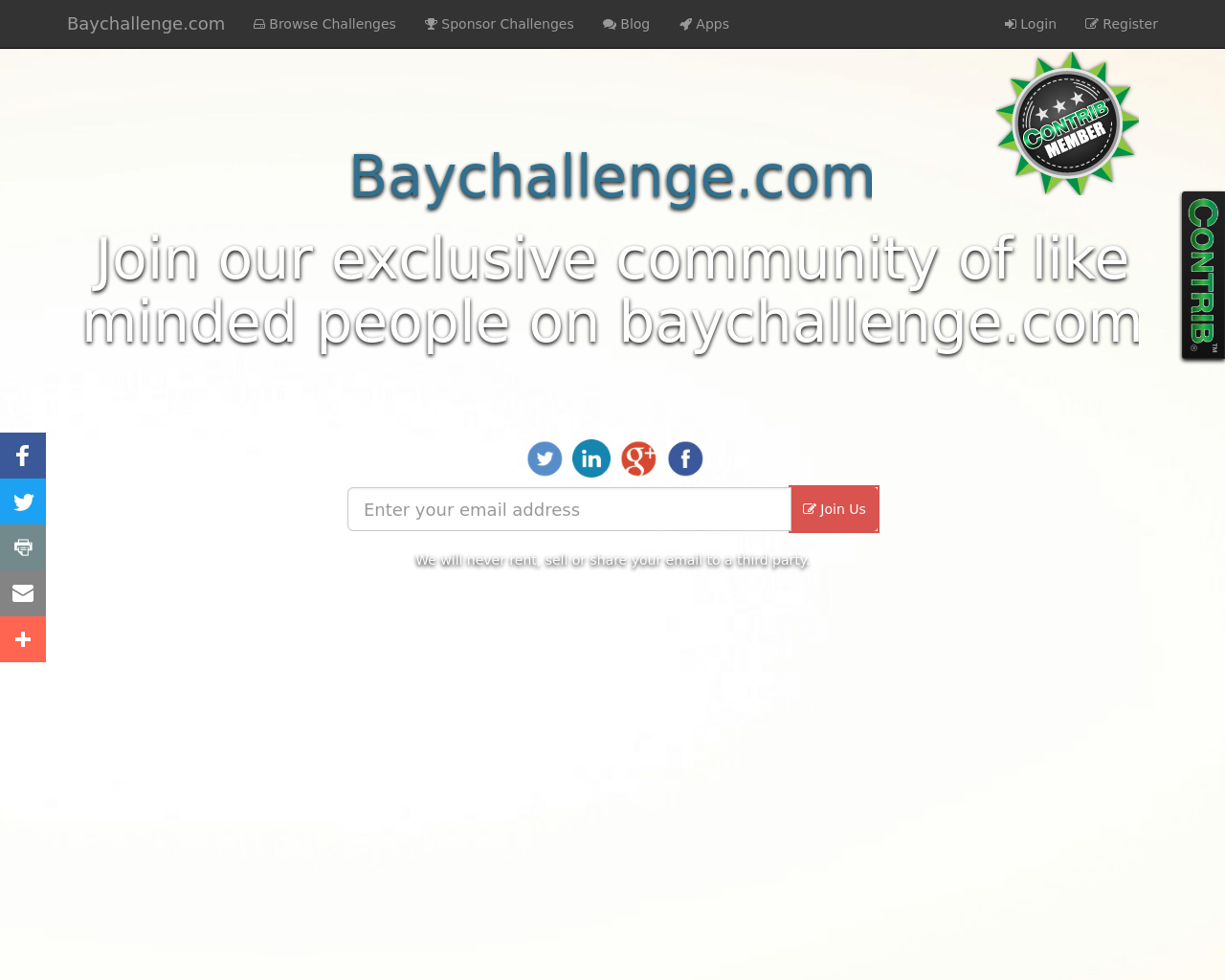Baychallenge.com-Advertising-Reviews-Pricing