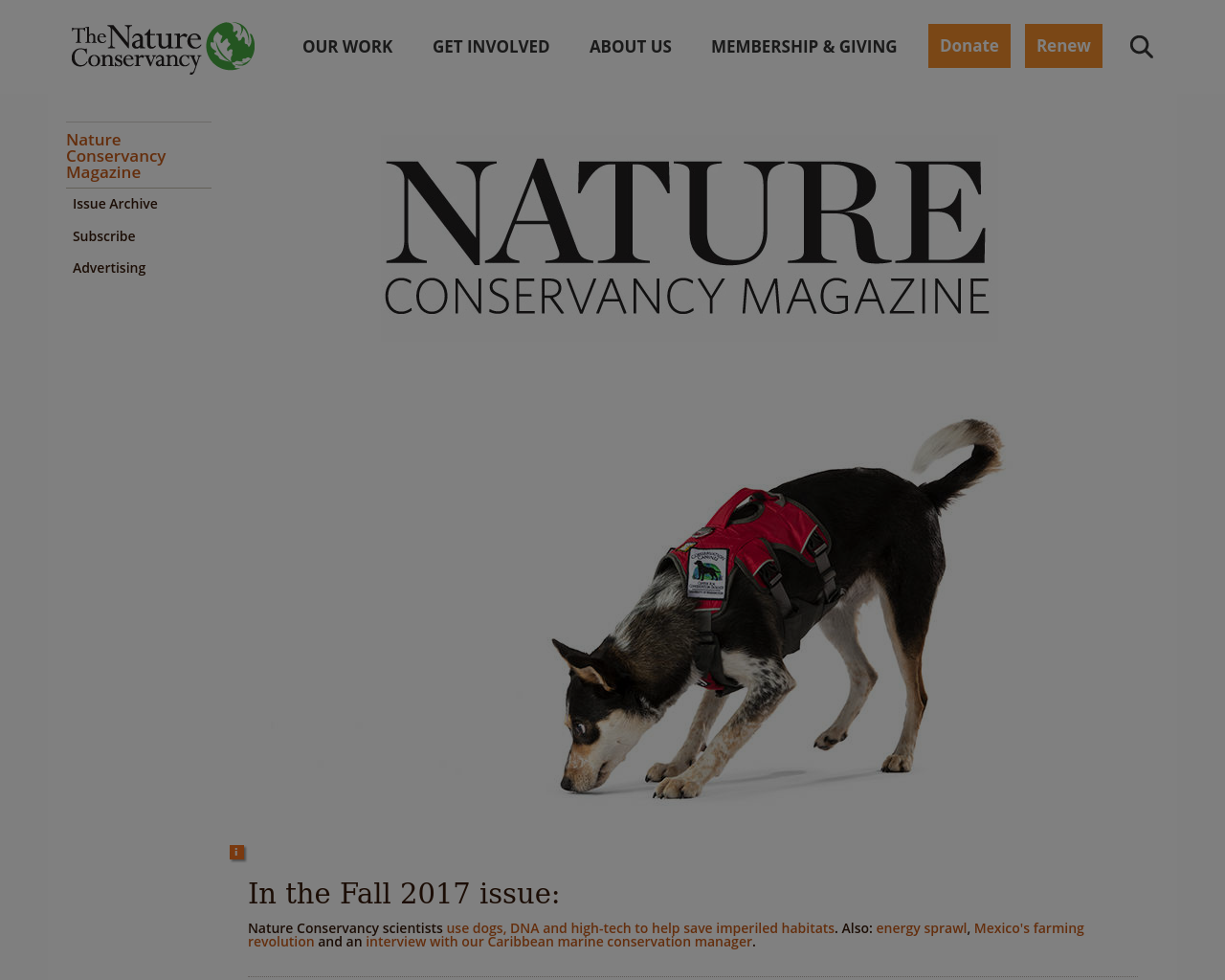 The-Nature-Conservancy-Advertising-Reviews-Pricing