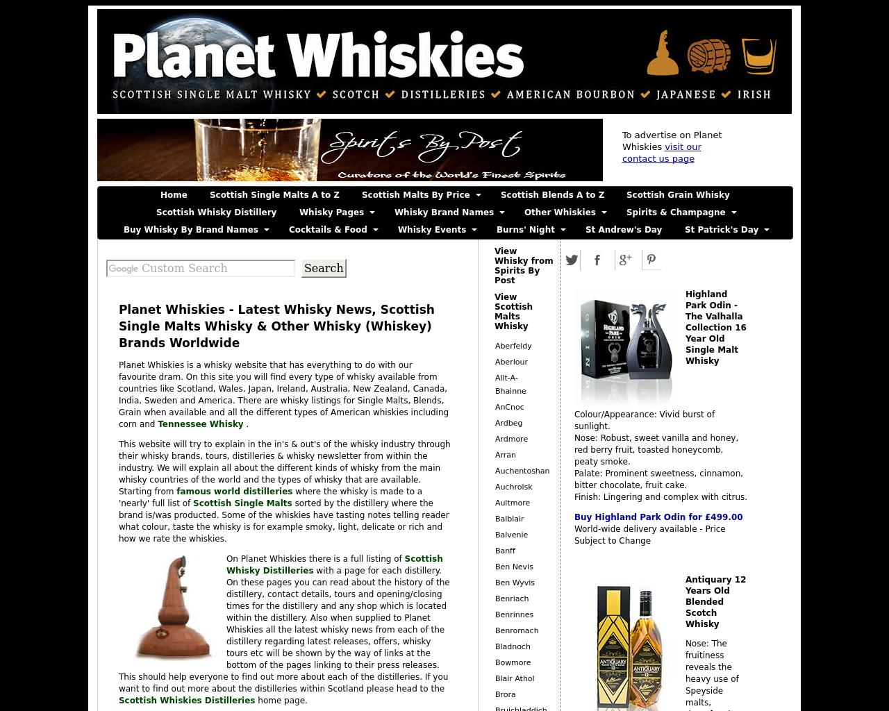Planet-Whiskies-Advertising-Reviews-Pricing