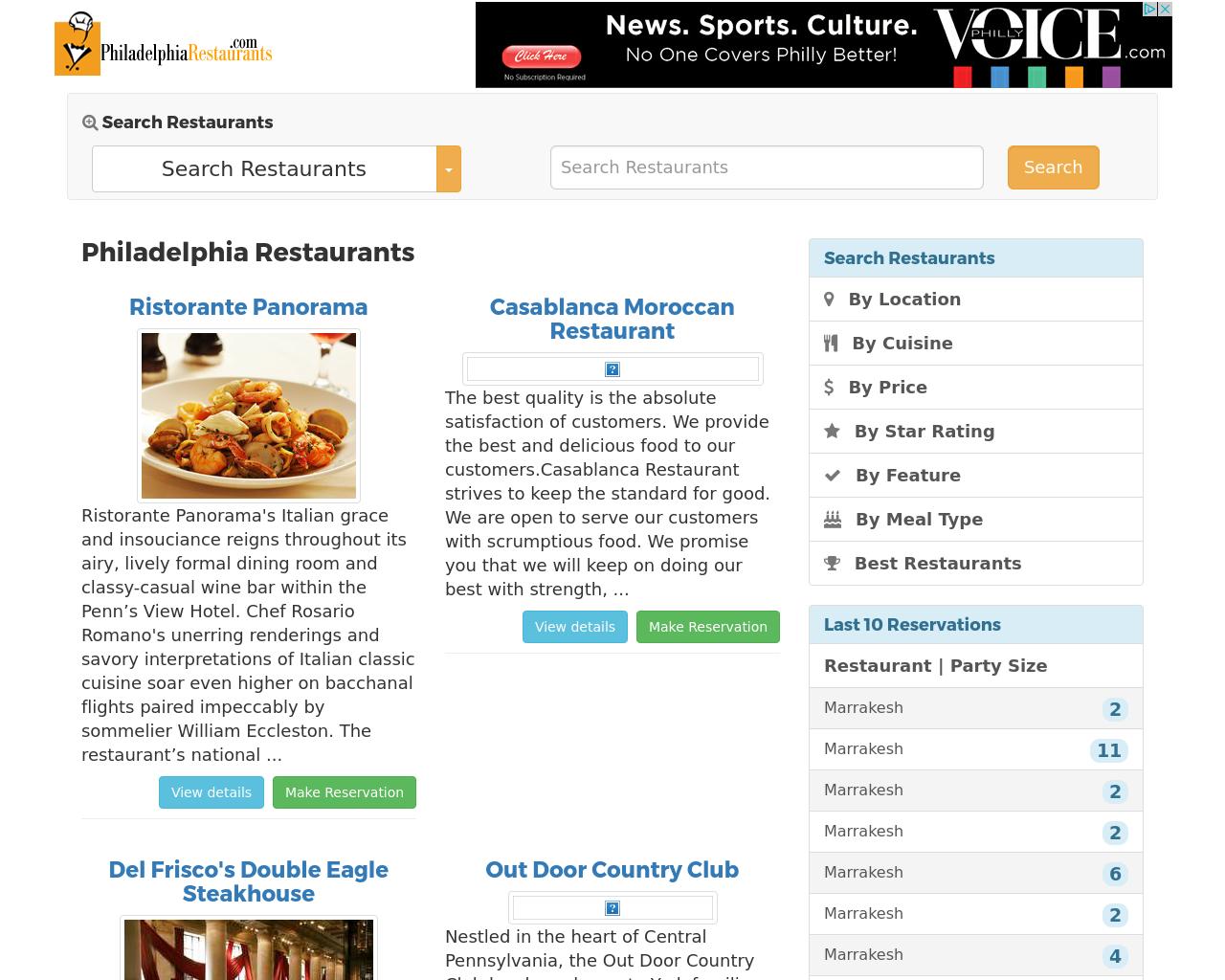 Philadelphia-Restaurants-Advertising-Reviews-Pricing