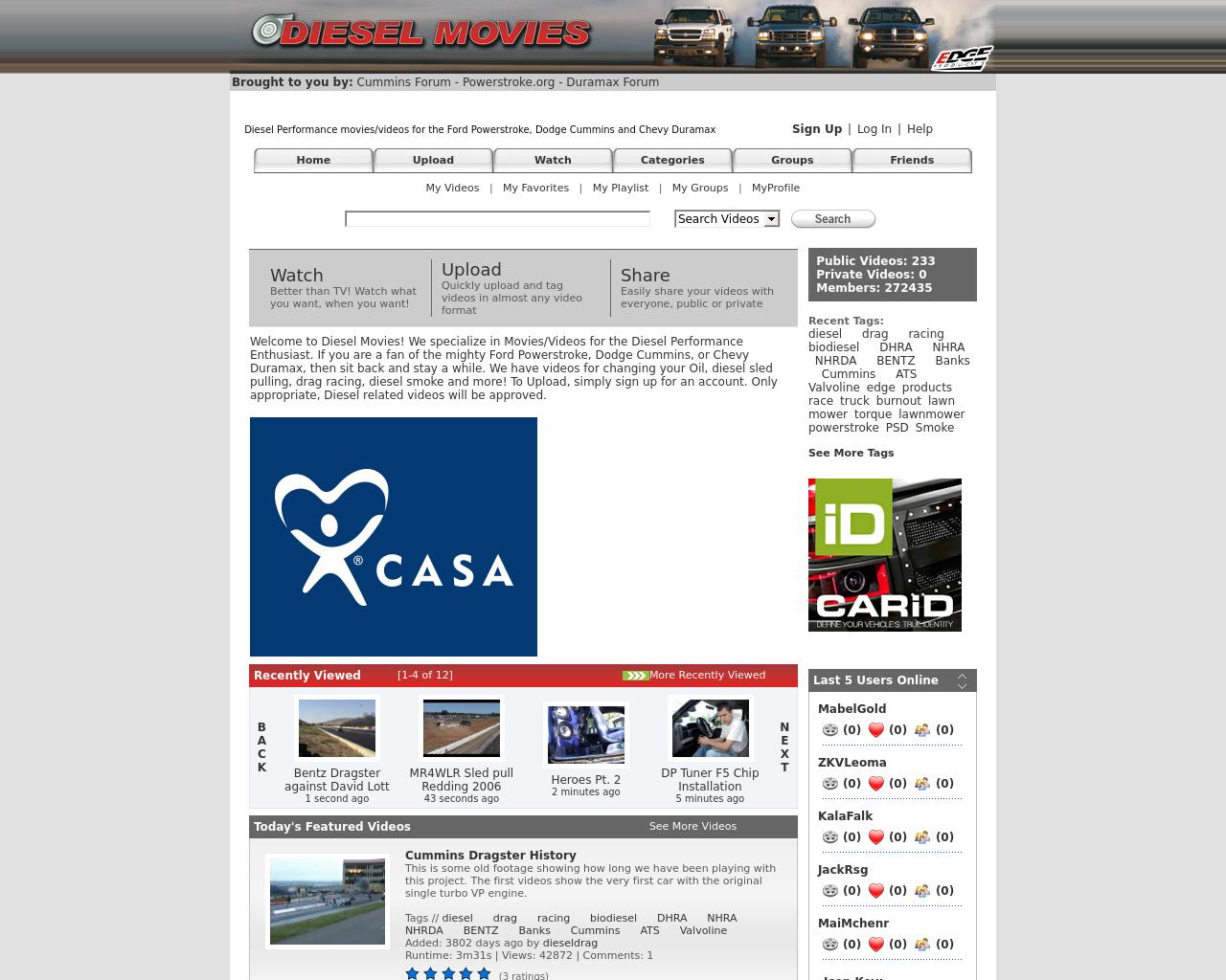DIESEL-MOVIES-Advertising-Reviews-Pricing