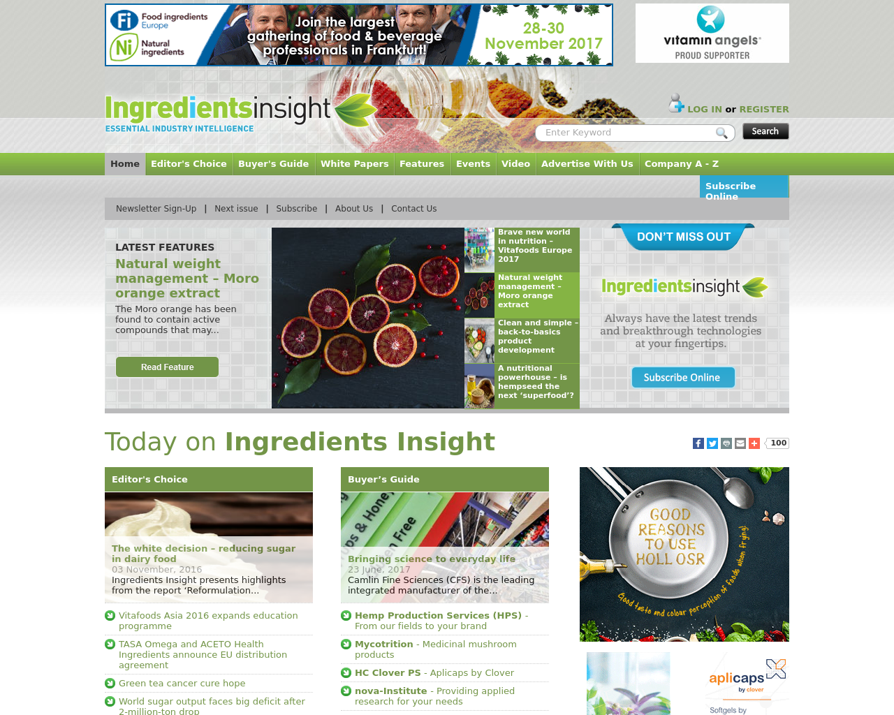 Ingredients-Insight-Advertising-Reviews-Pricing