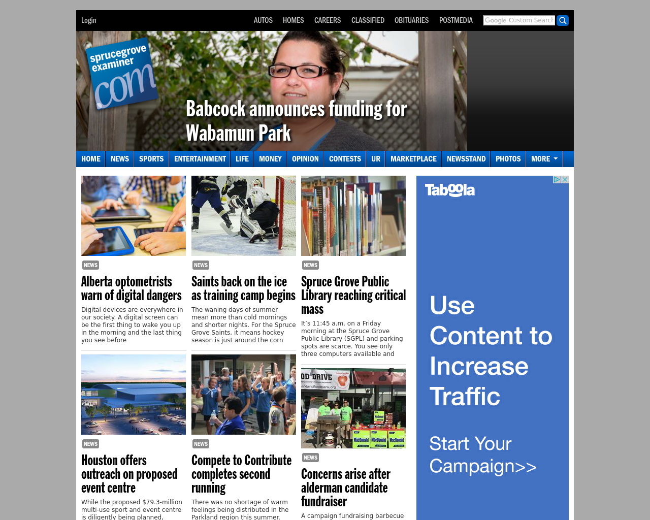 Spruce-Grove-Examiner-Advertising-Reviews-Pricing