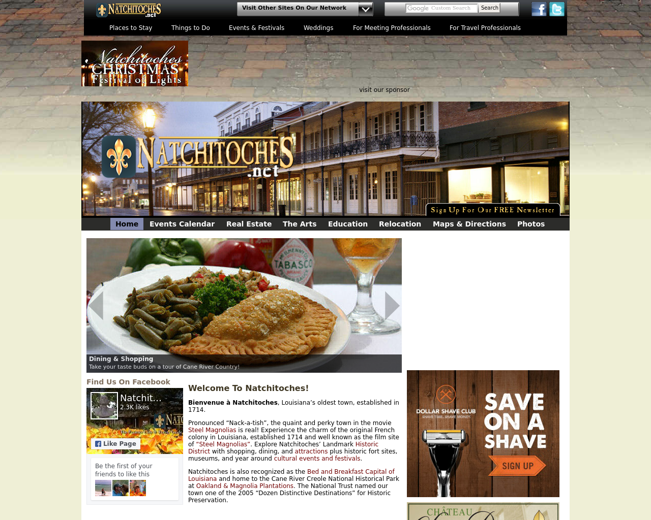 Natchitoches-Advertising-Reviews-Pricing