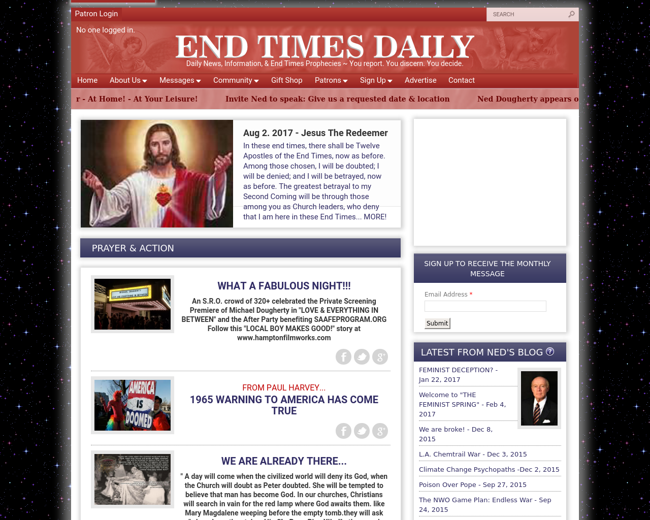 EndTimesDaily.com-Advertising-Reviews-Pricing