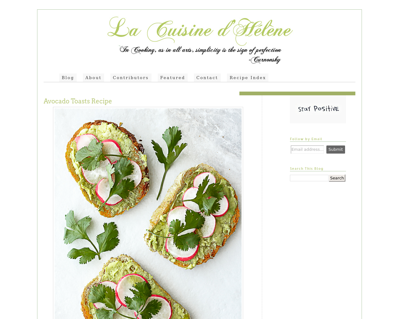 La-cuisine-d'Hélène-Advertising-Reviews-Pricing