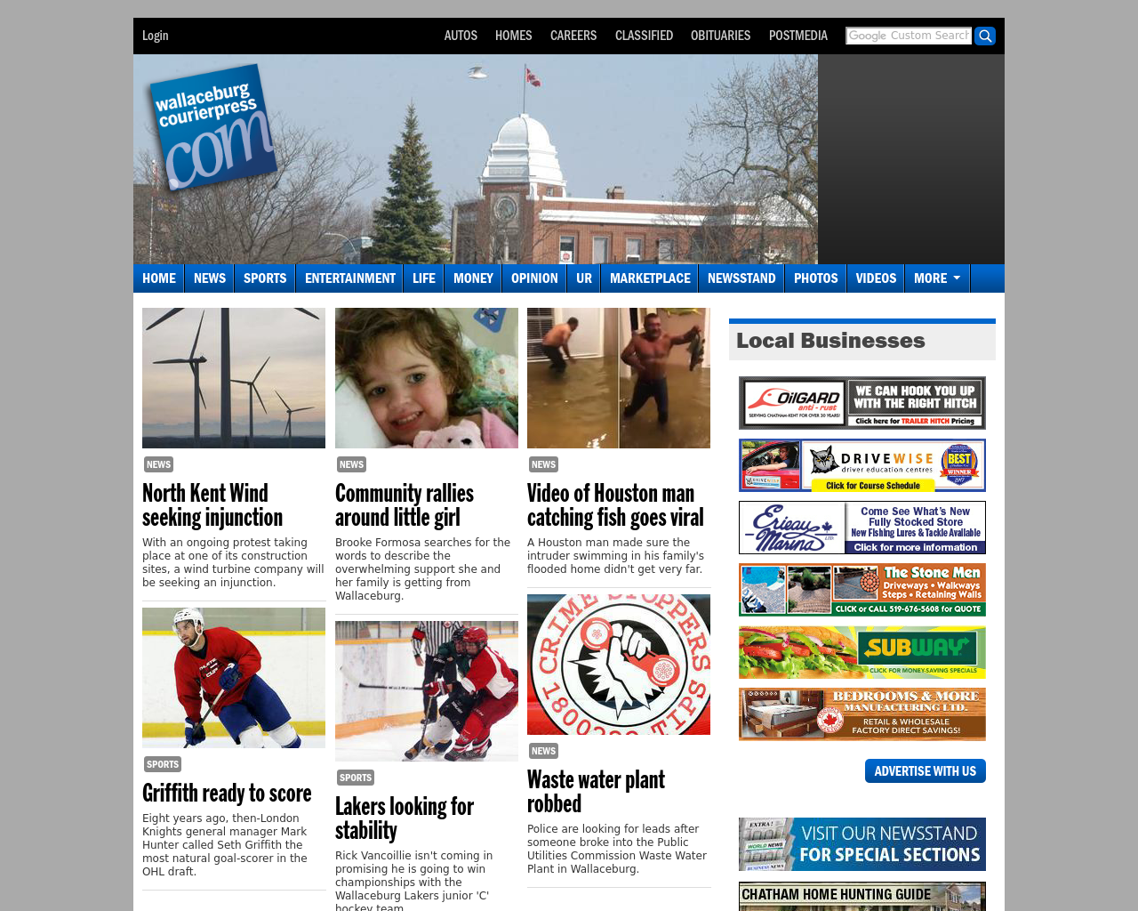 Wallaceburg-Courier-Press-Advertising-Reviews-Pricing