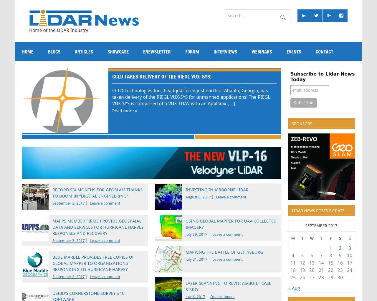 Lidar-News-Advertising-Reviews-Pricing