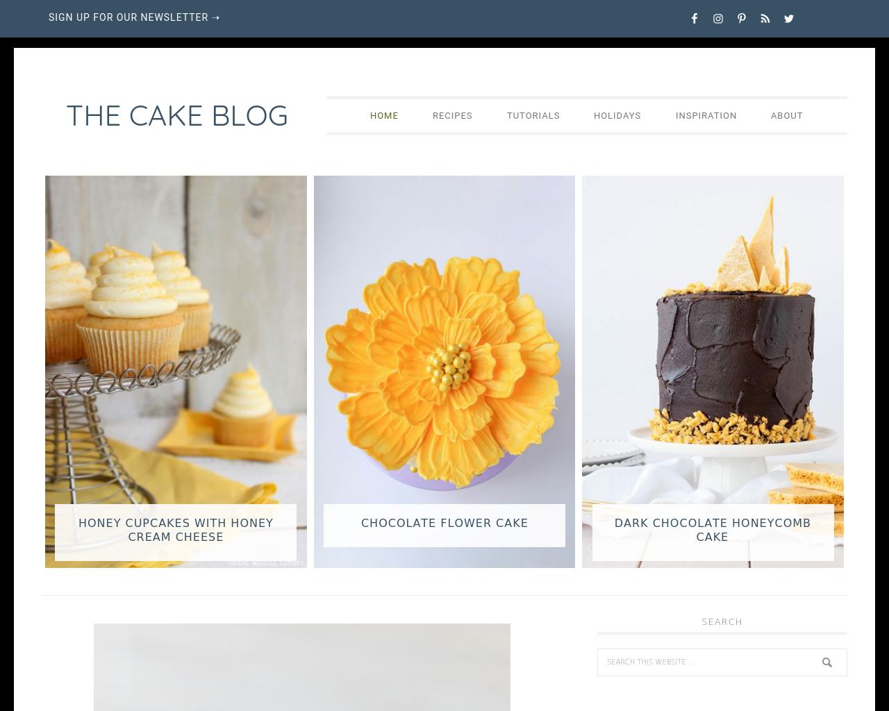 The-Cake-Blog-Advertising-Reviews-Pricing