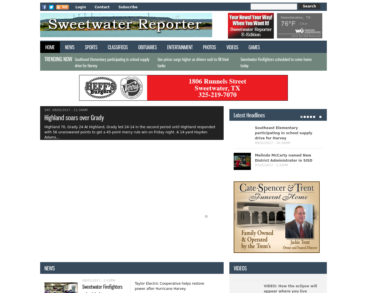 Sweetwater-Reporter-Advertising-Reviews-Pricing