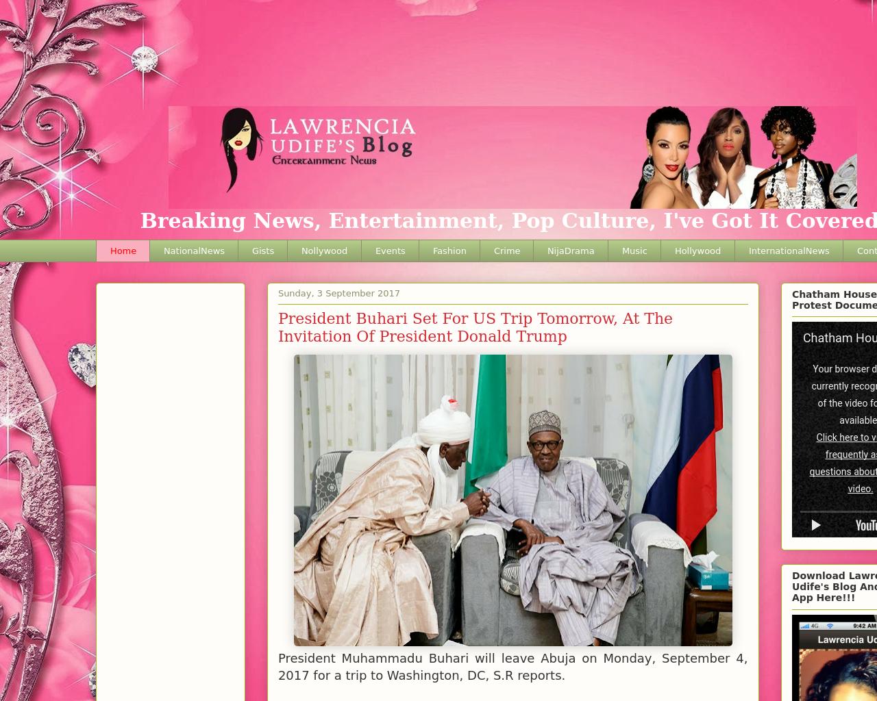 Lawrencia-Udife's-Blog-Advertising-Reviews-Pricing
