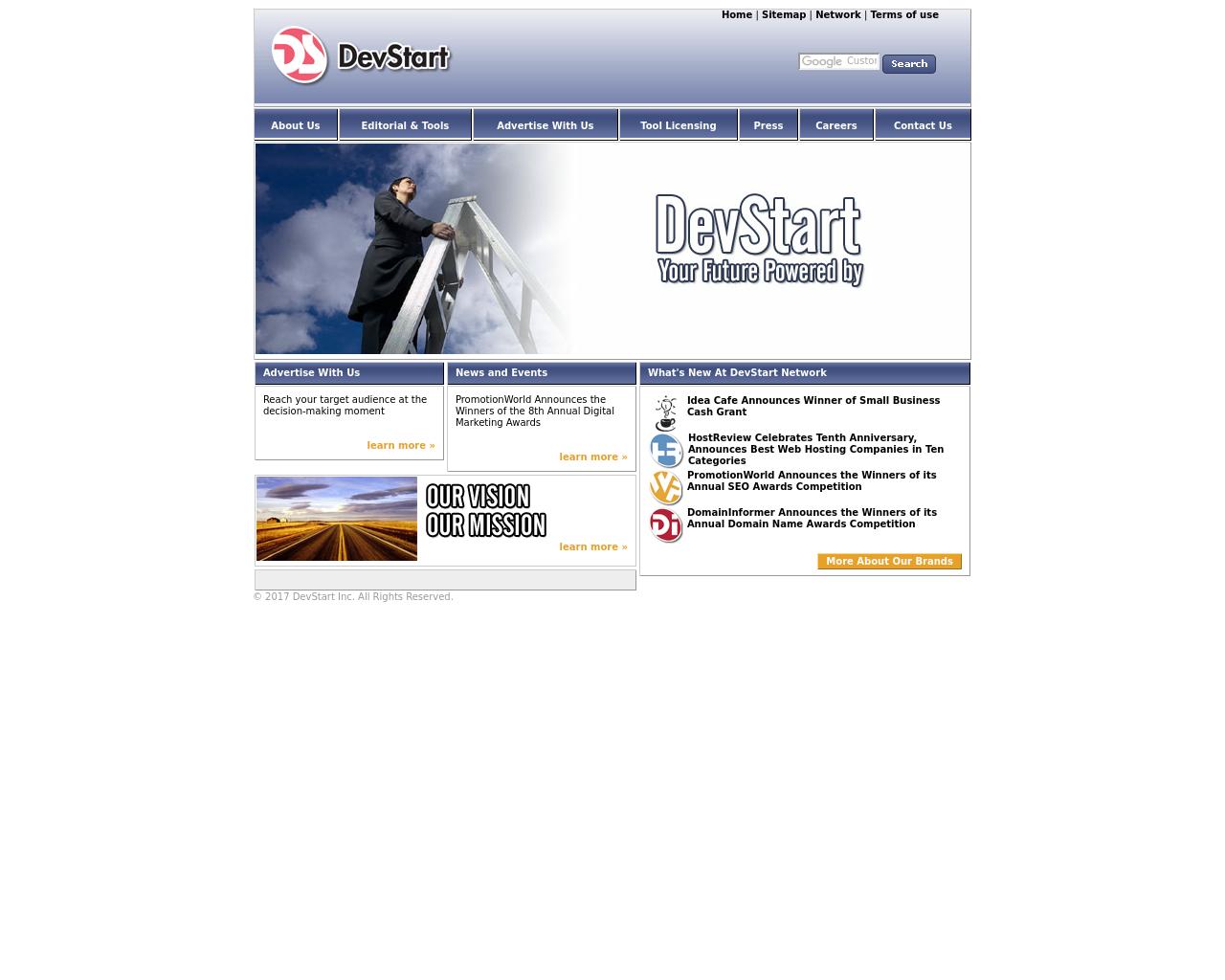 DevStart-Advertising-Reviews-Pricing