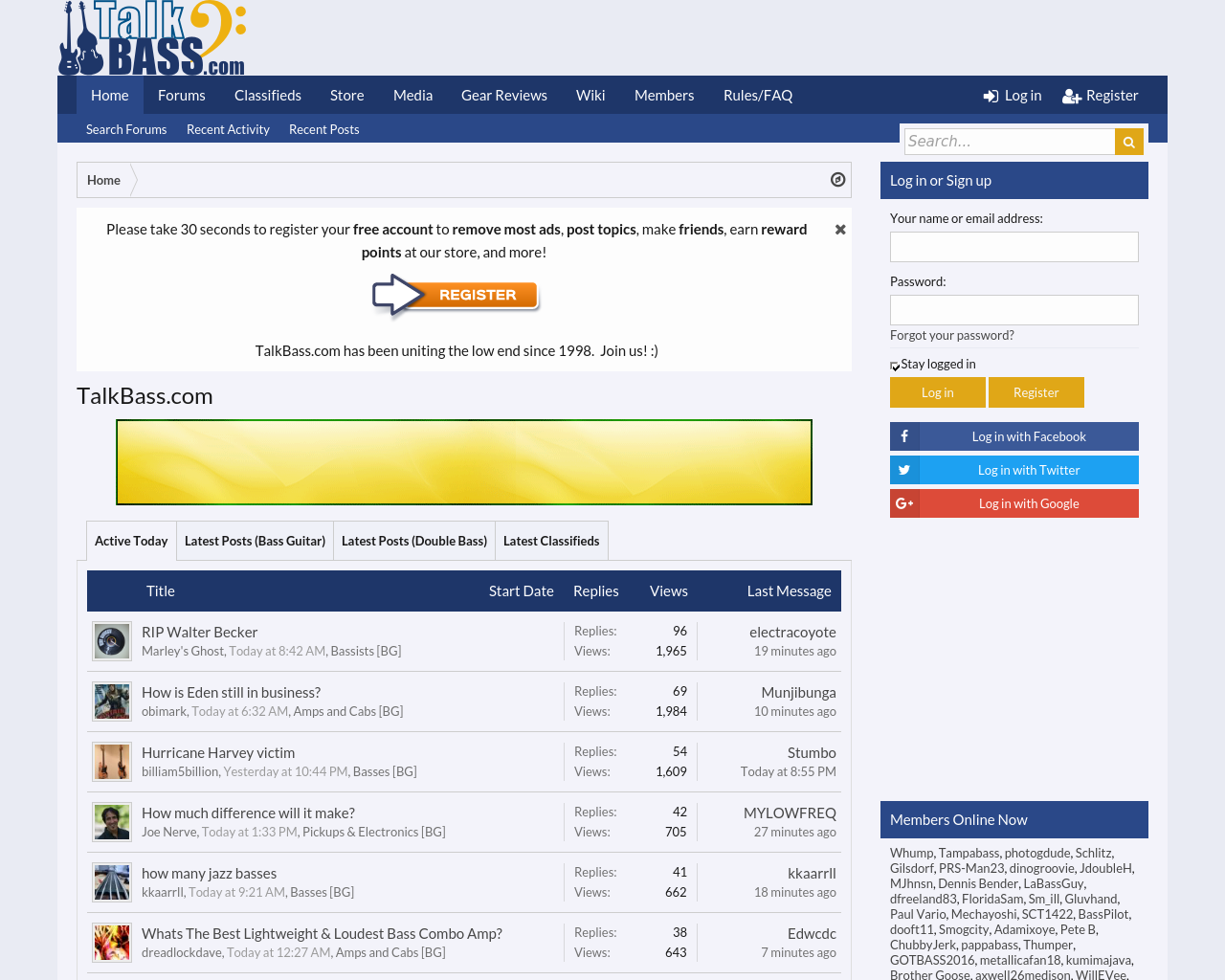 TalkBass.com-Advertising-Reviews-Pricing