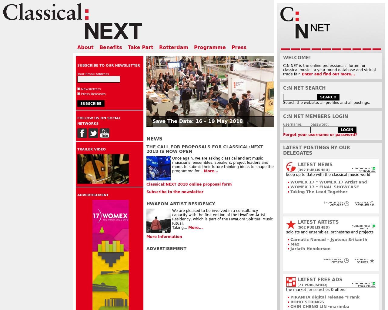 Classicalnext.com-Advertising-Reviews-Pricing