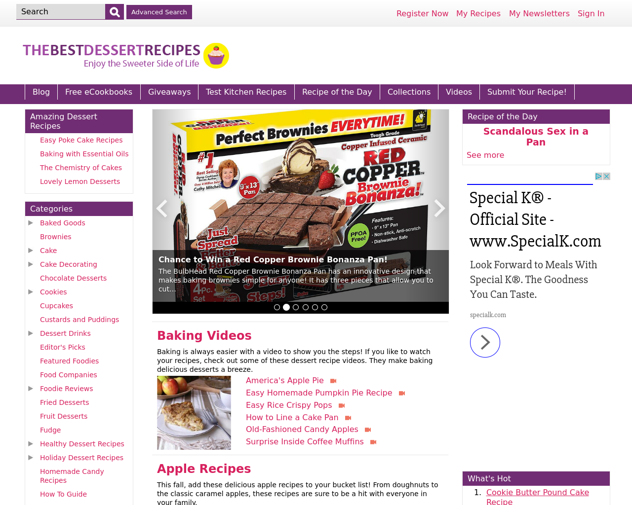 The-Best-Dessert-Recipes-Advertising-Reviews-Pricing