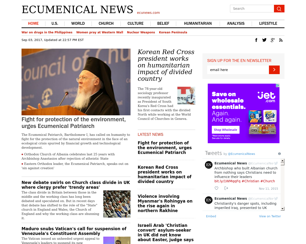 Ecumenical-News-Advertising-Reviews-Pricing