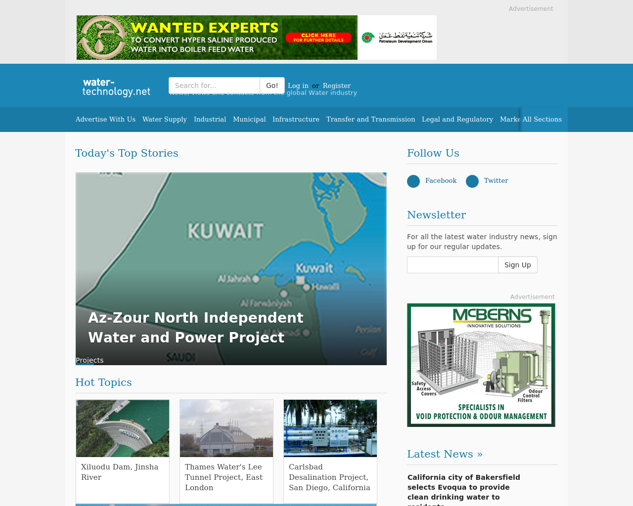 water-technology.net-Advertising-Reviews-Pricing