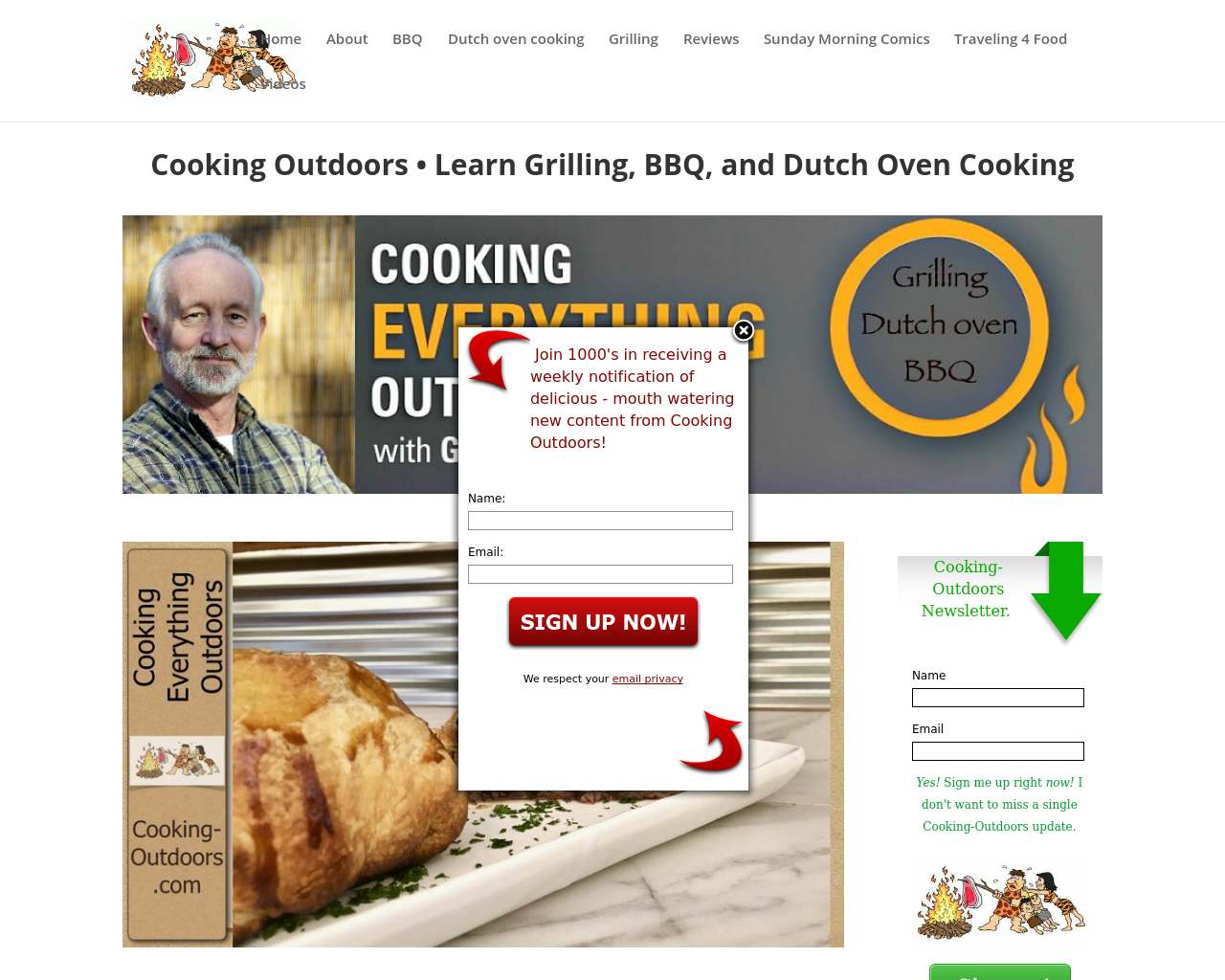 Cooking-Outdoors-Advertising-Reviews-Pricing