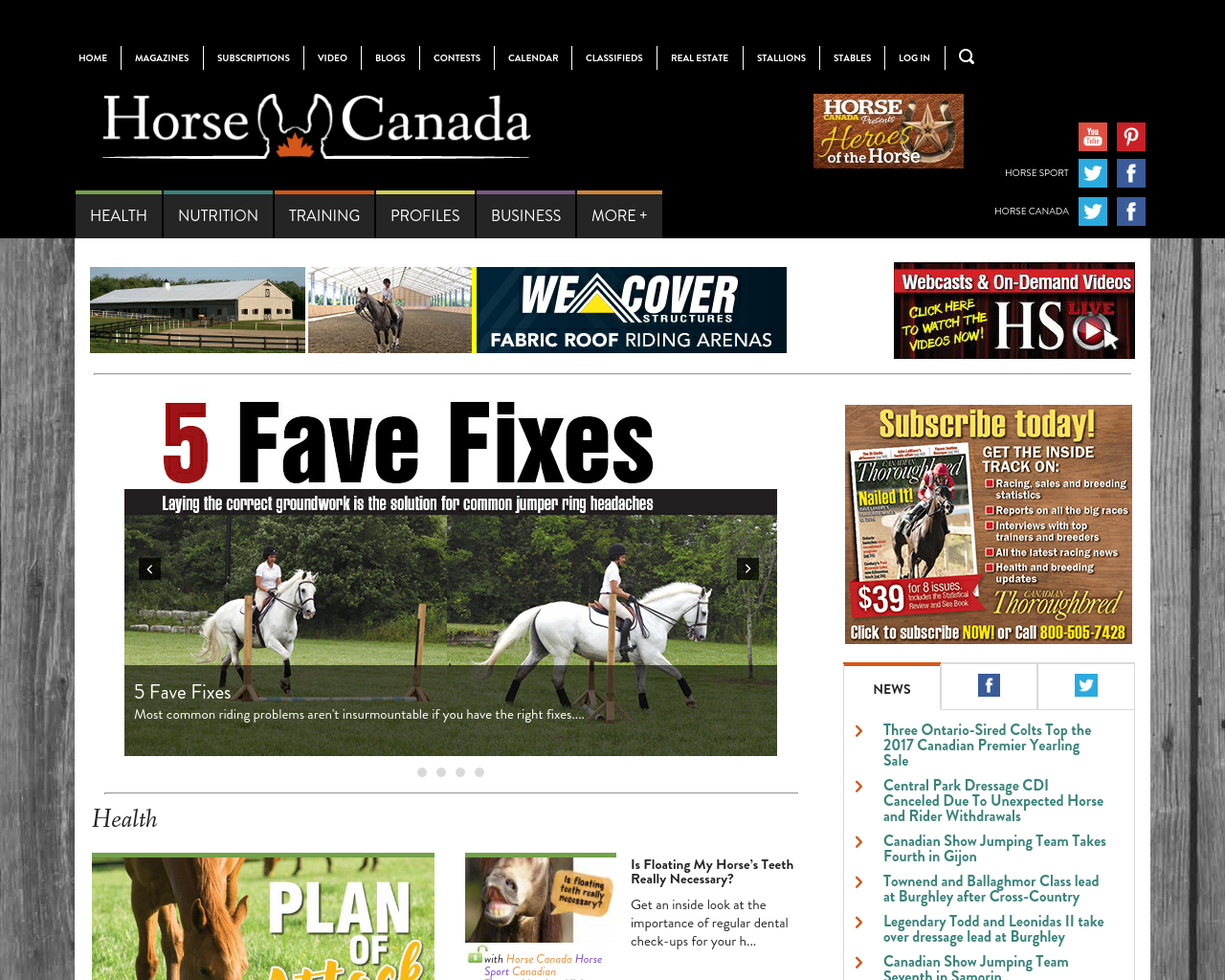 Horse-Canada-Advertising-Reviews-Pricing