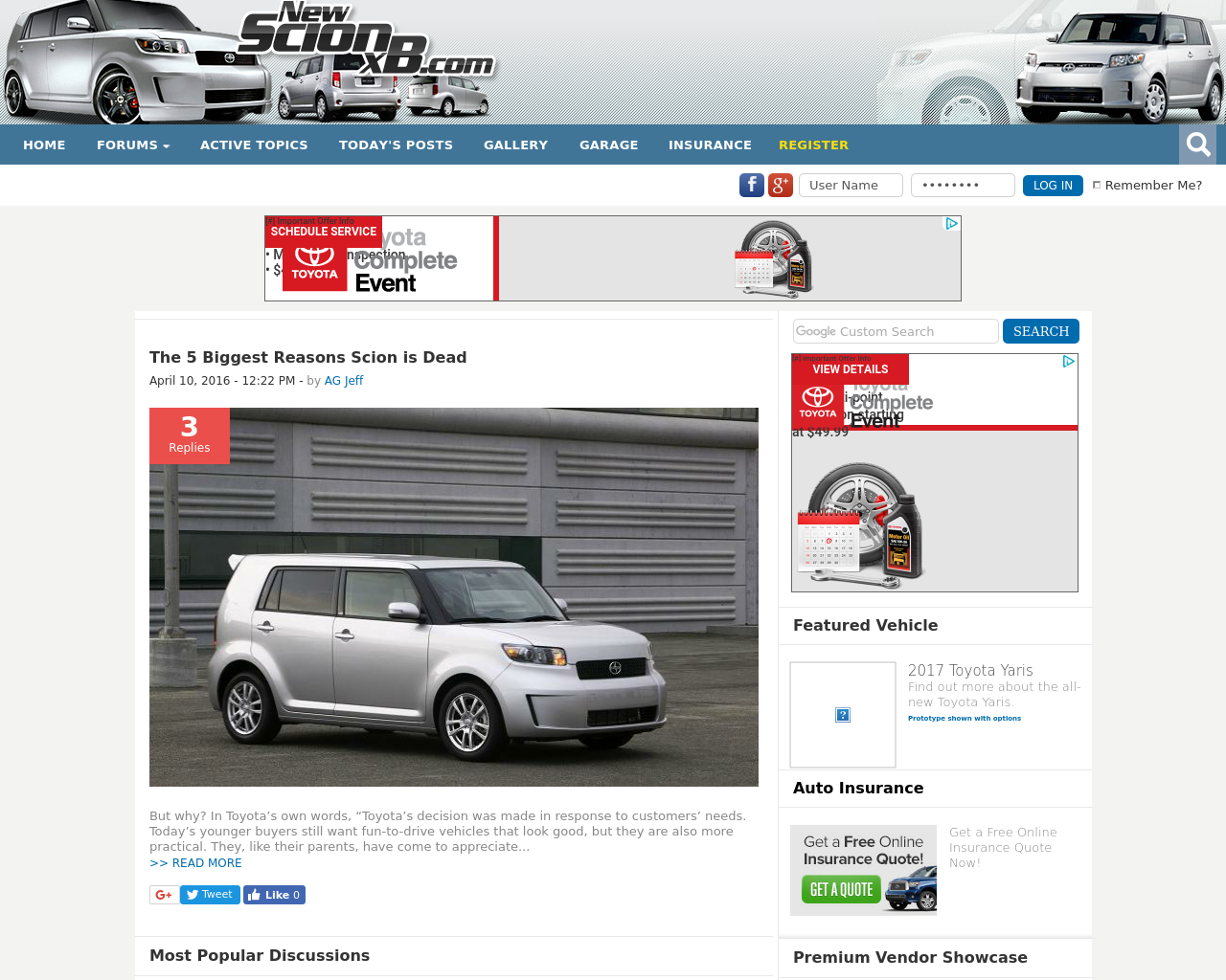 Scion-XB-Forum-Advertising-Reviews-Pricing