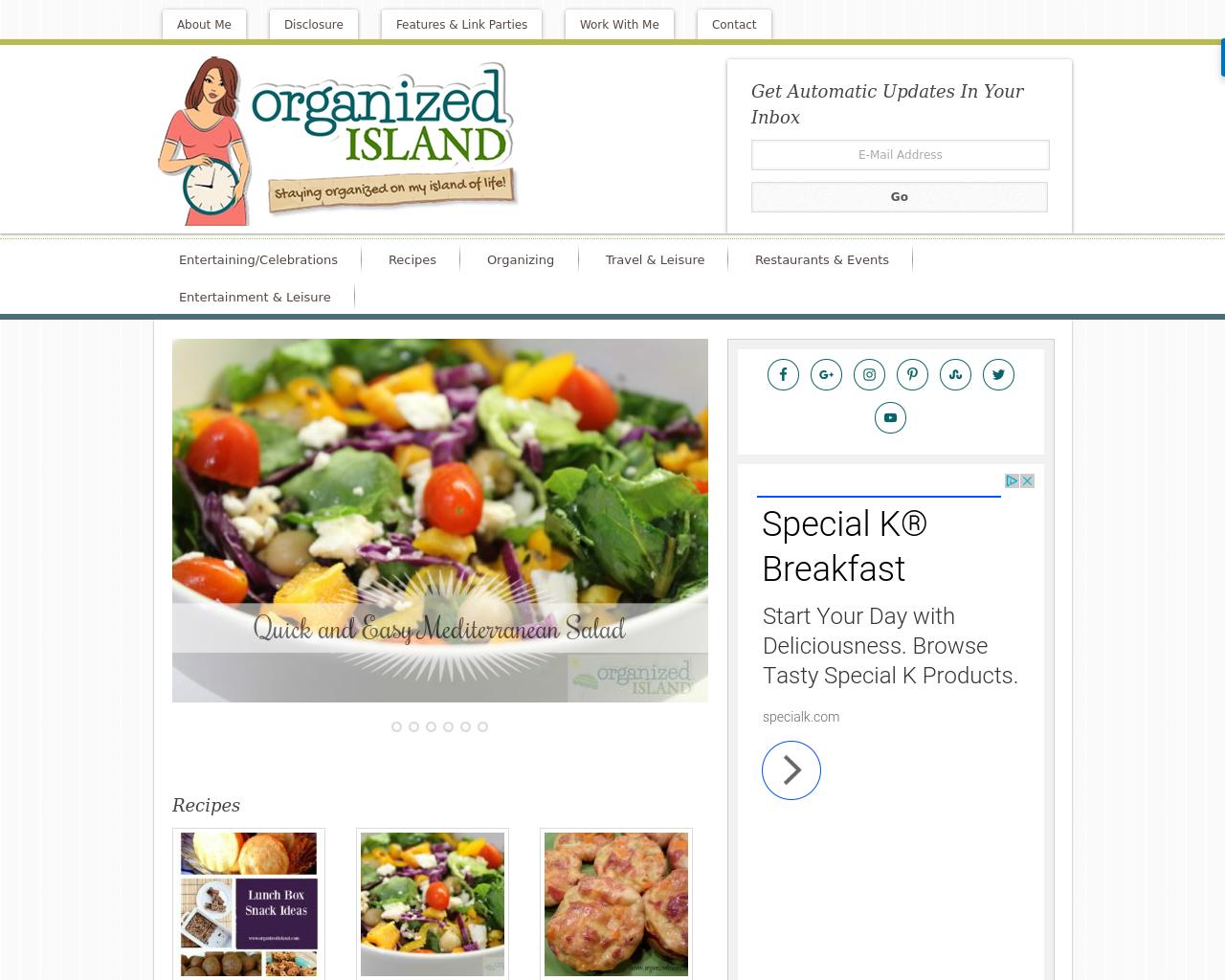 Organized-Island-Advertising-Reviews-Pricing