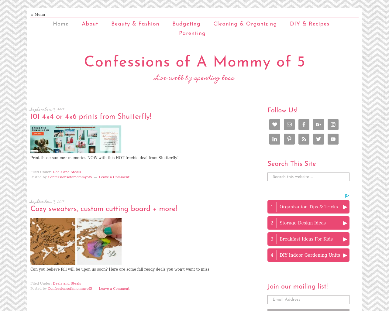 Confessions-Of-A-Mommy-Of-5-Advertising-Reviews-Pricing