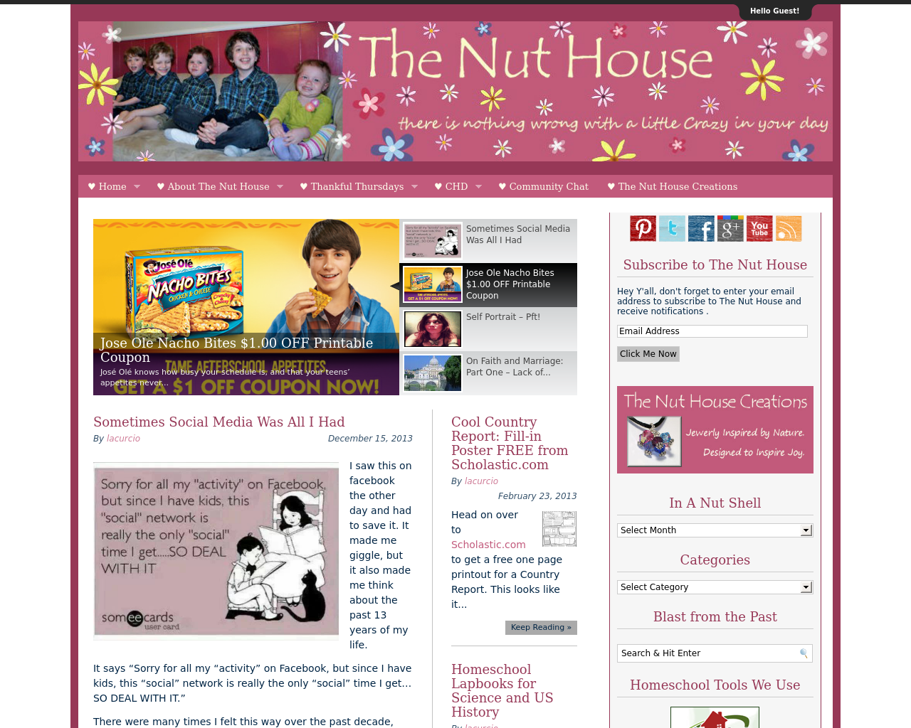 Our-Happy-Nut-House-Advertising-Reviews-Pricing