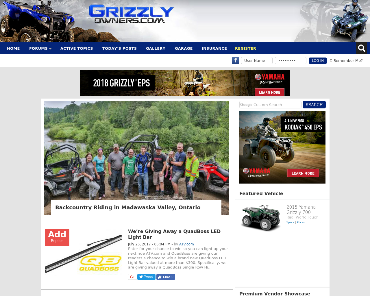 Grizzlyowners.com-Advertising-Reviews-Pricing